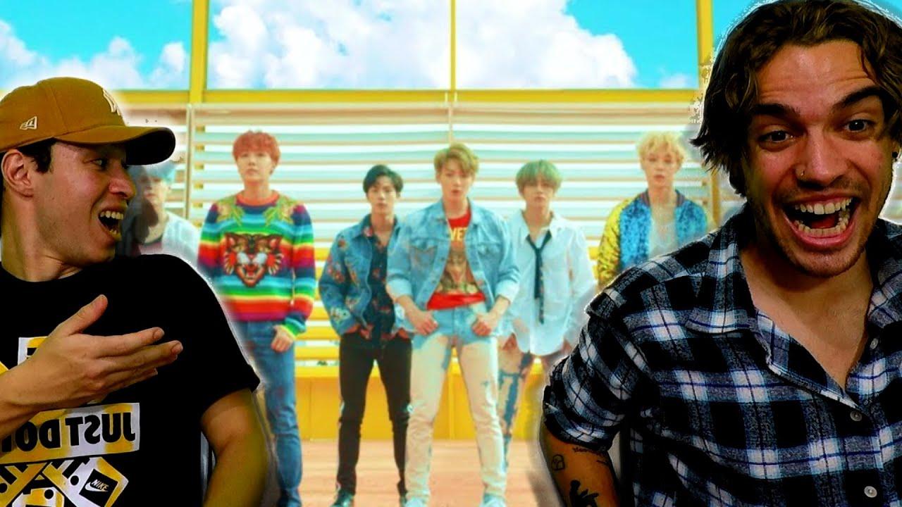 COMO EU NÃO TINHA VISTO BTS EM 'DNA' Official MV 😱😱