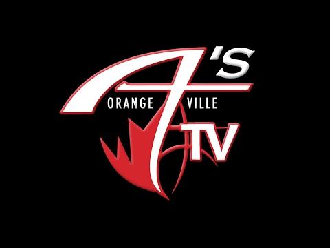 NBL Canada: Orangeville A's vs. Halifax Hurricanes (Feb 19, 2017)