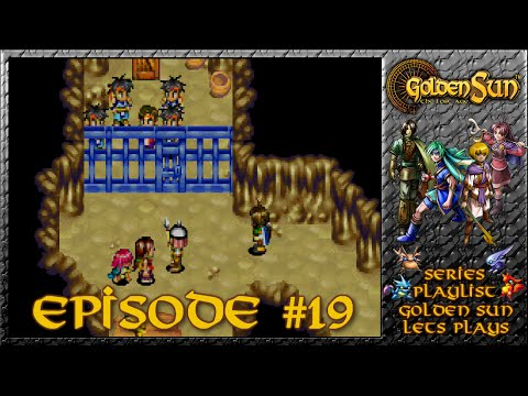 Golden Sun: The Lost Age - Ship Repairs, Alhafran Cave & Prison Visit - Episode 19