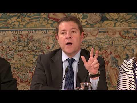 García-Page sobre la actuación global en Talavera