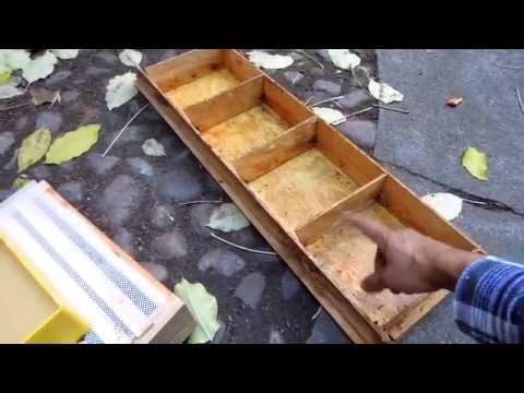 fabriquer son candi pour abeilles