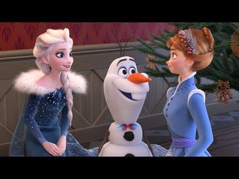 Disney Frozen: Le avventure di Olaf - La festa di Natale - Clip dal contenuto speciale