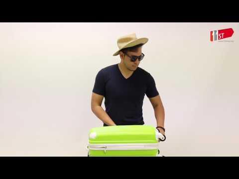 Barry Smith Luggage Hacks