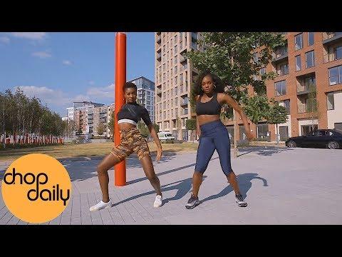 Afro B x WizKid - Drogba Joanna Remix (Dance Video) | Chop Daily