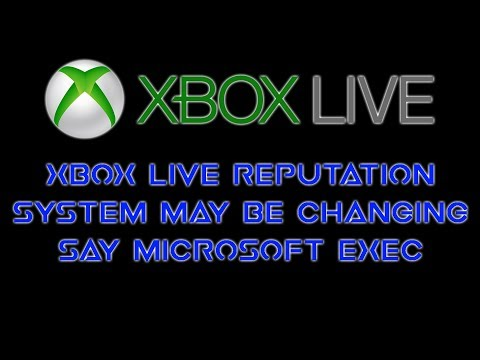 Microsoft Exec Mike Ybarra talks about how the Xbox Live reputation system may change in the future