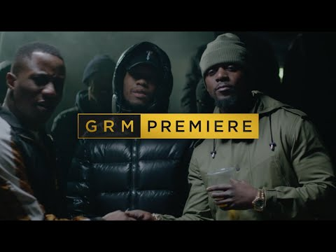 Flyo x Suspect x Skrapz x Tiny Boost - Rap Ni**az [Music Video] | GRM Daily