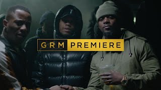 Flyo x Suspect x Skrapz x Tiny Boost - Rap Ni**az [Music Video] | GRM Daily