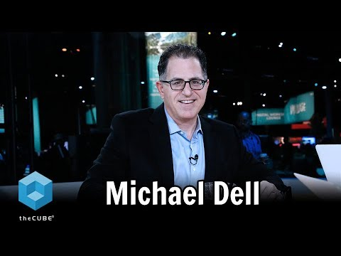 Michael Dell, Dell Technologies | VMworld 2017