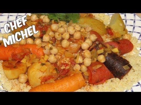 couscous-végétarien