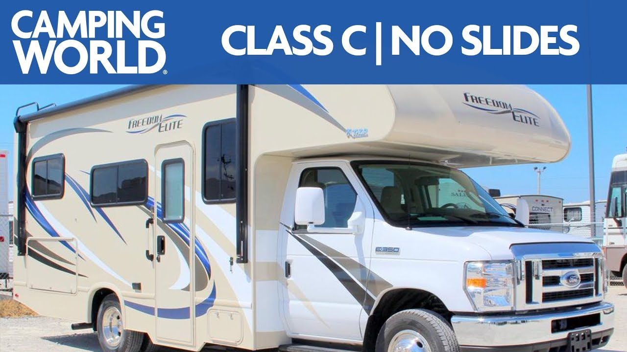 2019 Freedom Elite 23H   Class C Motorhome - RV Review: Camping World