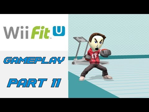 Wii Fit U - Gameplay (Episode 11)