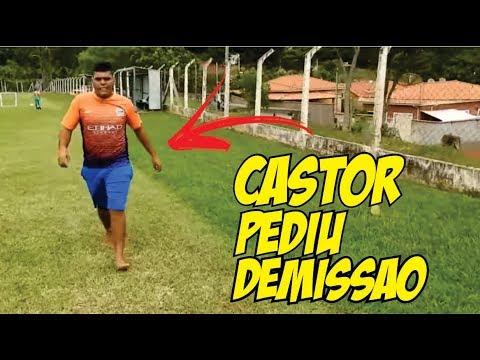 CASTOR PEDE DEMISSÃO DOS PERNAS DE PAU