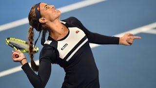 2016 Apia International Sydney Semifinal | Monica Puig vs Belinda Bencic | WTA Highlights