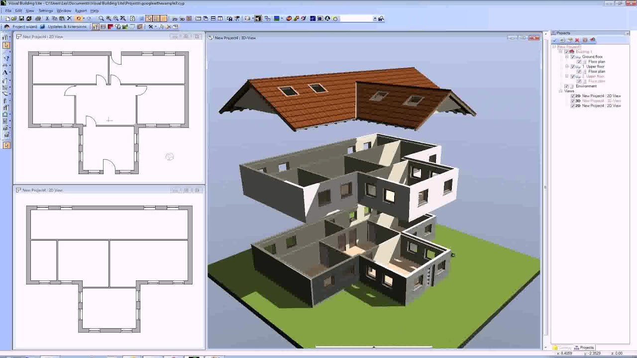 Design your own house floor plan online free see - Design your own home online ...