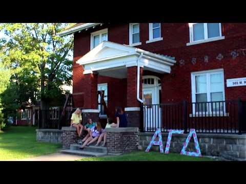 Southern Illinois University Carbondale Alpha Gamma Delta 2017