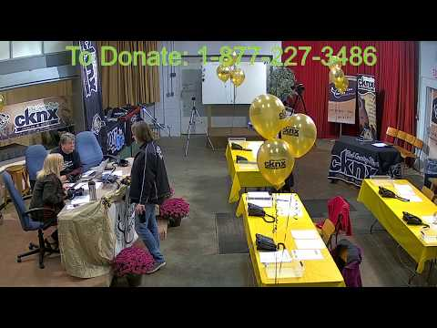 Live from CKNX Health Care Heroes Radiothon 2019 thumbnail