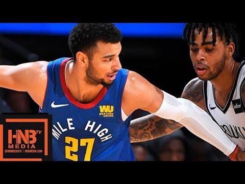 Brooklyn Nets vs Denver Nuggets Full Game Highlights   11.09.2018, NBA Season