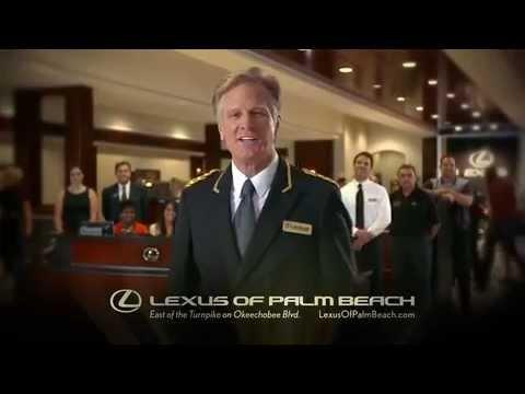 Palm Beach Lexus Commercial