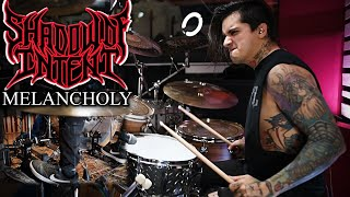 "This song is HARD AF | Shadow Of Intent ""Melancholy"" Drum Cover"