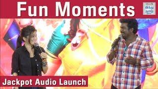 fun-moments-jackpot-audio-launch-pazhaya-joke-thangadurai-dd