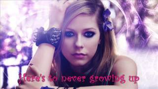 Here's to Never Growing Up Lyrics ~ Avril Lavigne