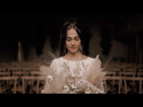 Primrose Hill Farm | Styled Bohemian Luxury Wedding Shoot [Panasonic S1]