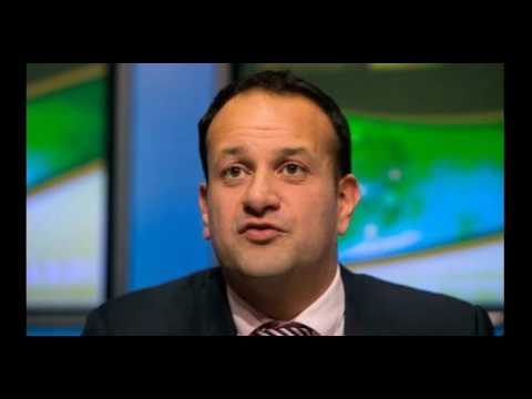 TD Leo Varadkar Washington DC Intern