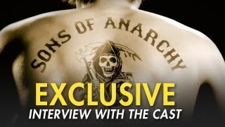 An Interview With The Most Bad-Ass Cast On TV - Sons Of Anarchy