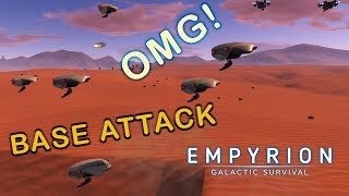 THIS IS THE MOST FUN | Empyrion Base attack test scenario | BONUS VIDEO