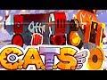 BOUNCY BOULDERS BACK + SADDEST STORY! - C.A.T.S. Crash Arena Turbo Stars