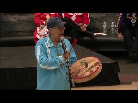 Choctaw Festival Day 2 - Storyteller Tim Tingle 1