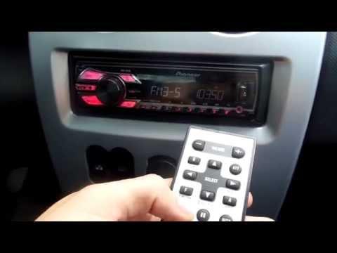 Пульт ДУ для Pioneer MVH-150UB