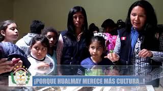 INAUGURACIÓN DE MUSEO ARQUEOLÓGICO MUNICIPA