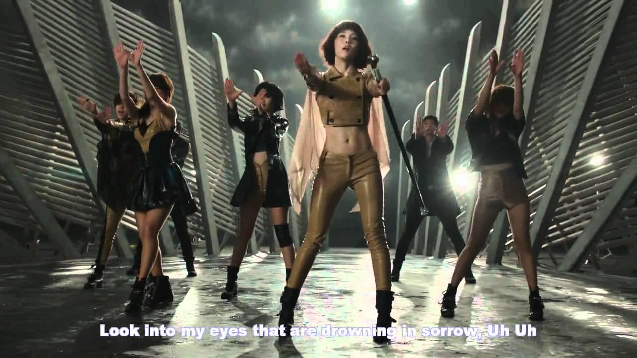 Eng Sub | T-ara (와이드) - Cry Cry MV (Dance Ver./Ver. 2) [HD]
