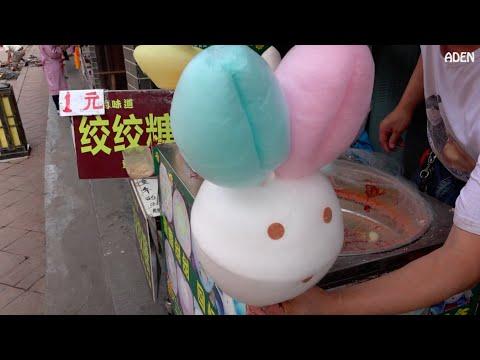 Cotton Candy Rabbit
