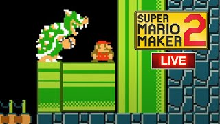 This Was My Finest Moment [SUPER MARIO MAKER 2] w/ Kala Uke Giveaways