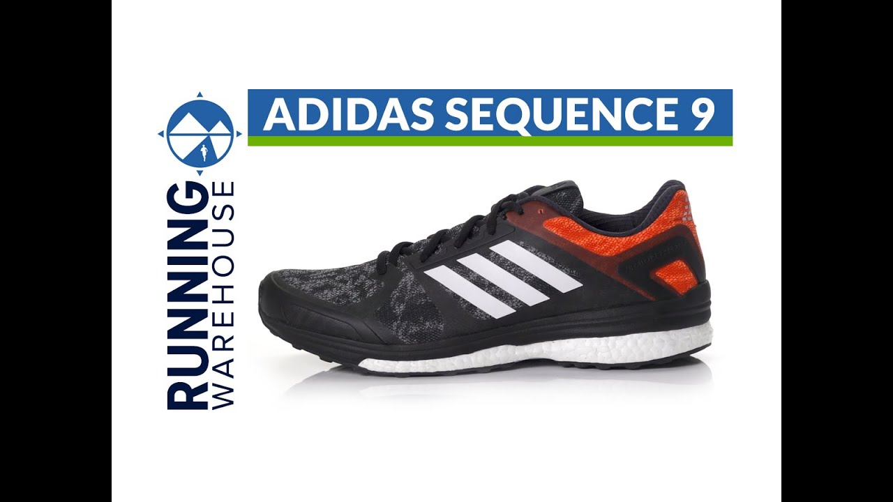 Adidas Supernova Sequence 9 para YouTube hombres YouTube para 96d841
