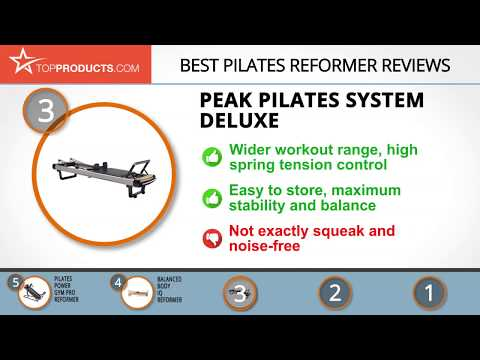 Best Pilates Reformer Reviews – How To Choose The Best Pilates Reformer
