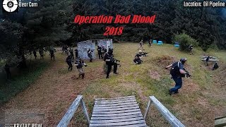 Operation Bad Blood 2018 - 1000+ airsoft players