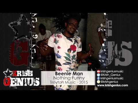 Beenie Man - Nothing Funny [Dark Temptation Riddim] September 2015