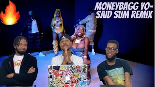 DAMN JT!!! Moneybagg Yo – Said Sum Remix feat. City Girls, DaBaby [Official Music Video] Reaction!!!