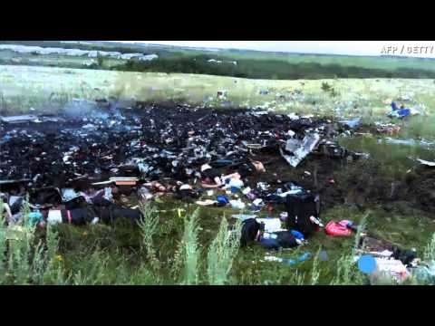 Ukraine official: Malaysia MH17 shot down
