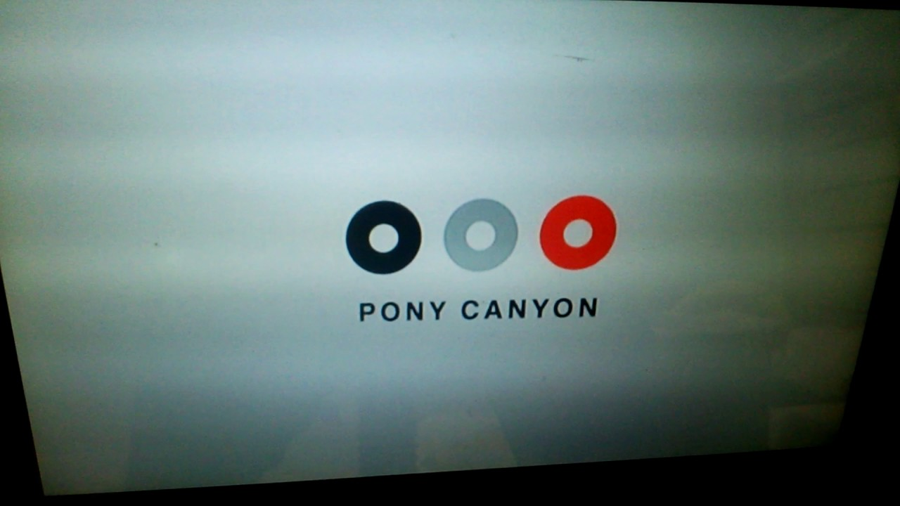 PONY CANYON LOGO - YouTube