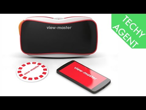 View Master Virtual Reality - REVIEW