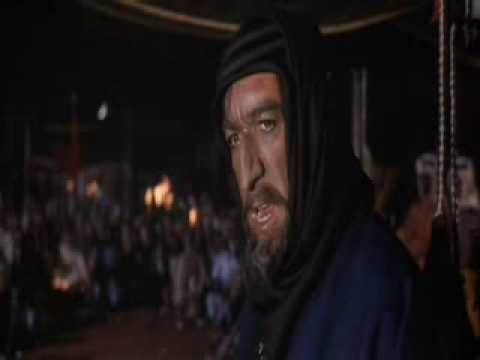 LAWRENCE OF ARABIA - PART 4 - AUDA ABU TAYI - POWER INTRO - PUNCH DIALOGUE