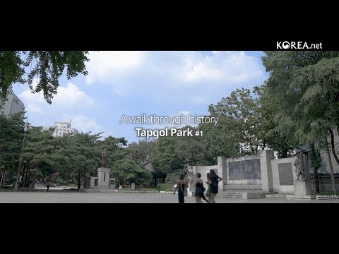 [Liberation Day Special] A Walk Through History - Topgol Park