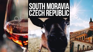 SOUTH MORAVIA   FOOD & WINE & CHATEAUX