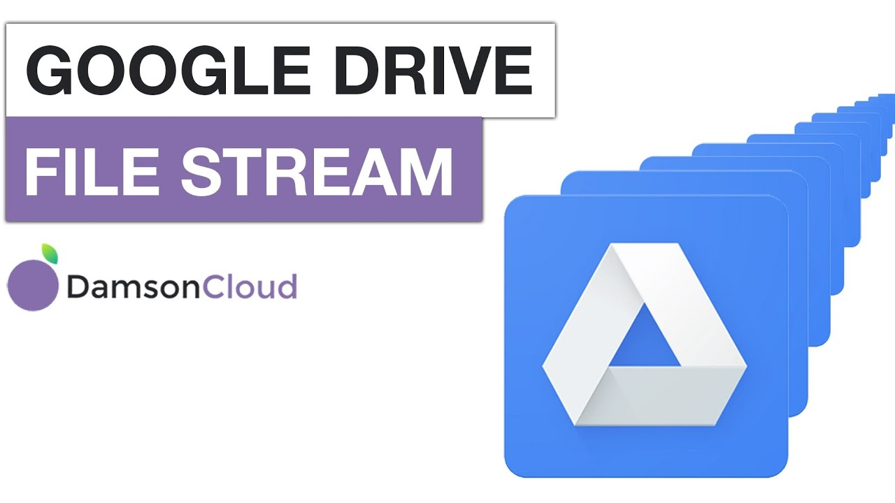Google Drive File Stream tool - The Good, the Bad and the Ugly