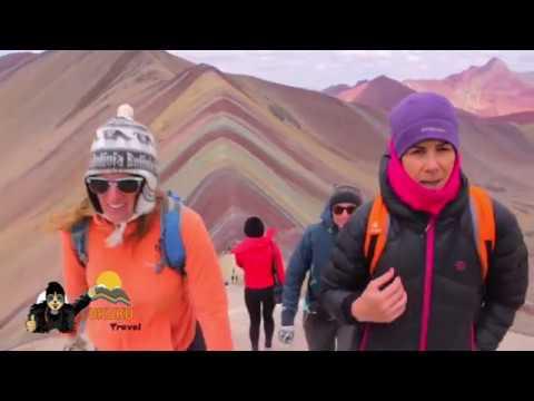 Tour Montaña de 7 colores Cusco - Peru