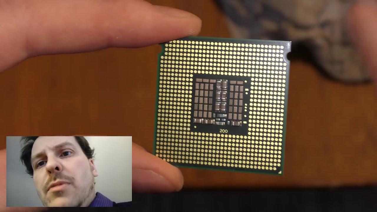 Lga 771 To 775 Mod - It Works !! Intel Quad Core Xeon - 323  My Playhouse  14:32 HD